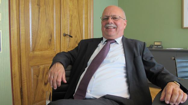 Konrad Hummler redet und schreibt wieder