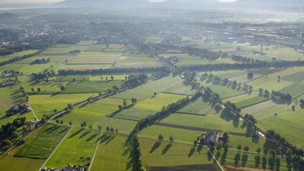 Die Agglomeration St. Gallen erhält Bundesgelder.