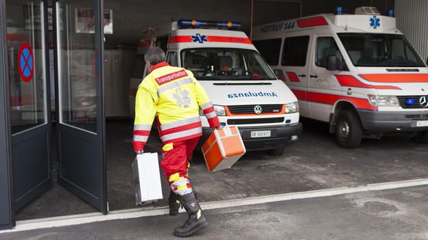 Die Zusammenarbeit der Spitäler wird auch bei den Ambulanzen wichtiger.