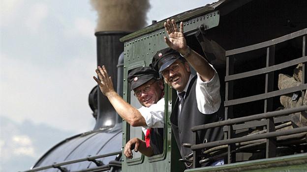 RhB braucht dringend neue Lokführer und inseriert schweizweit. (Symbolbild)