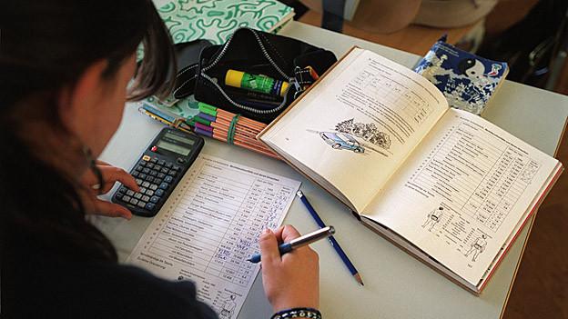 Bildung wird im Toggenburg gross geschrieben.