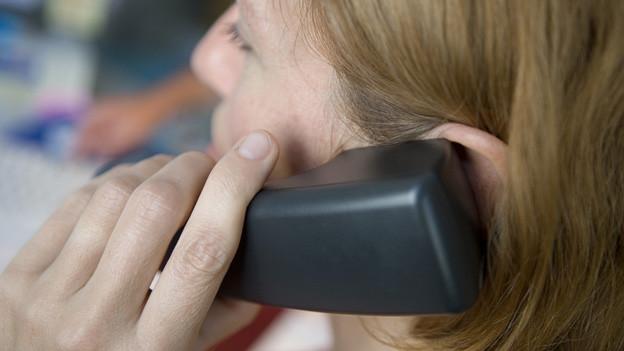 Gespräche können suizidgefährdeteten Menschen helfen.