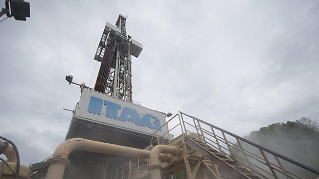 Die Arbeiten für das Geothermie-Projekt führten zu einem Erdbeben.