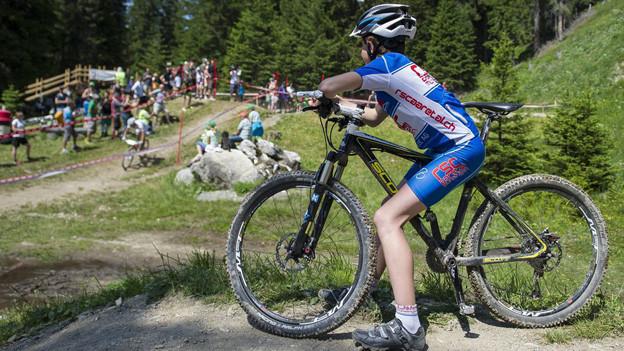 Bike-Schweizermeisterschaften in der Lenzerheide