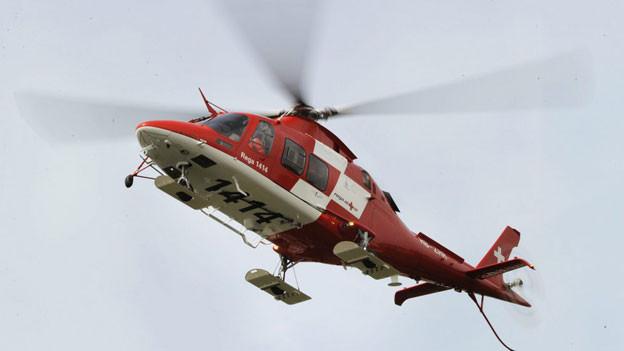 Die Rega bleibt einziger Anbieter von Luftrettungen in der Ostschweiz.
