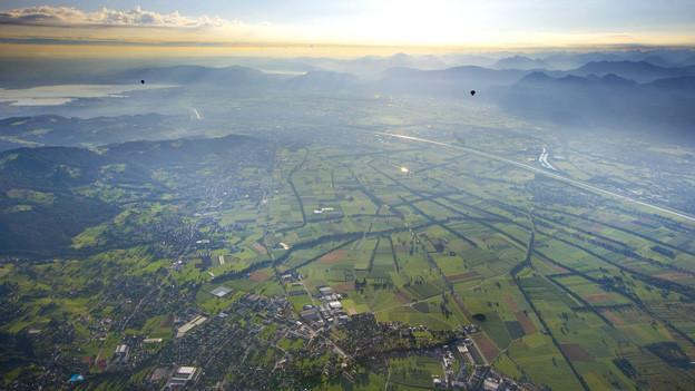 Weniger Wolken am Ostschweizer Wirtschaftshimmel