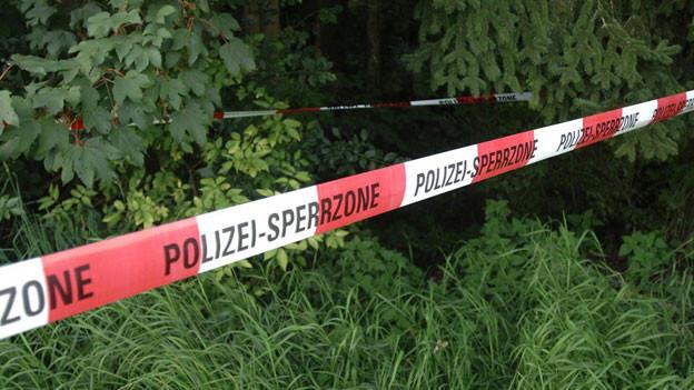 Polizei war im Einsatz (Symbolbild)