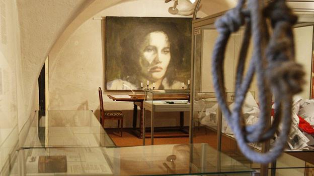 Ein Anna-Göldi-Museum gibt es in Glarus schon - nun kommt ein Denkmal dazu.