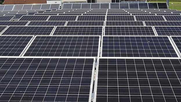 Insbesondere für den Bau von Sonnenkollektoren werden Beiträge ausgesprochen.