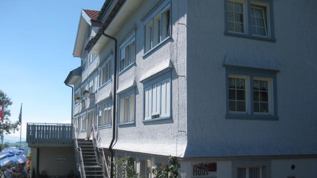 Das Altersheim «Ob dem Holz» in Rehetobel.
