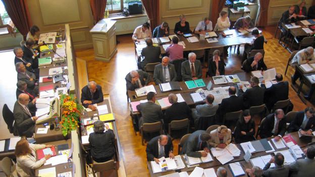 Die Sanierung der Pensionskasse wurde heute im Grossen Rat des Kantons Thurgau diskutiert.