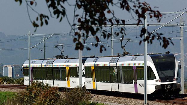 10'000 Reisende pendeln täglich zwischen der Schweiz und Liechtenstein.