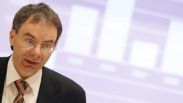 HSG-Rektor Thomas Bieger sucht langfristige Kooperationen mit Unternehmen.