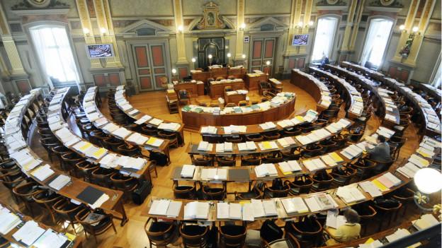 Der St. Galler Kantonsrat lehnte die SP-Initiative deutlich ab.