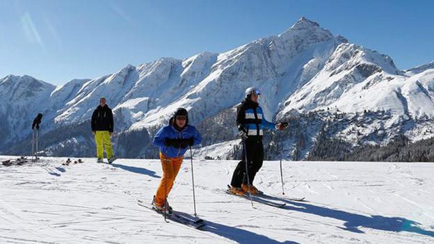 Graubünden will das Schneesportzentrum