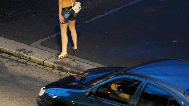 Die Strassenprostitution ist der SVP und der BDP ein Dorn im Auge.