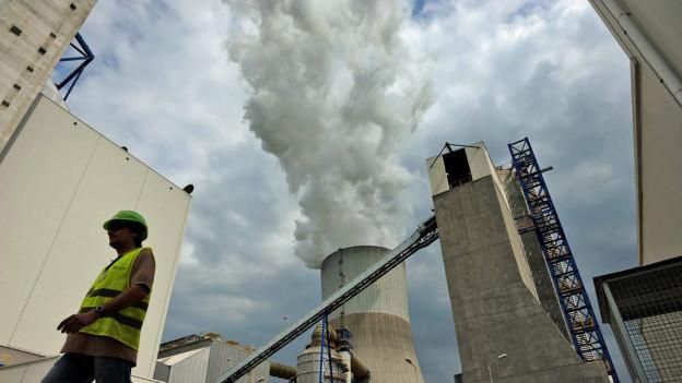 Kohlekraftprojekt wird nicht gestoppt