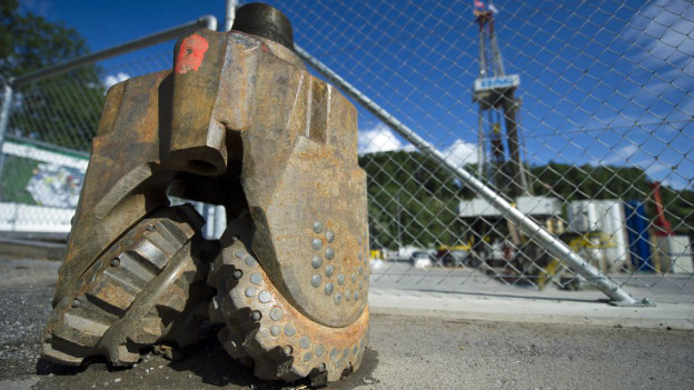 Seit vier Wochen wird in St. Gallen wieder gebohrt.
