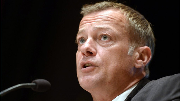 Martin Landolt, Präsident BDP Schweiz, erhält keine Rückendeckung aus der Ostschweiz