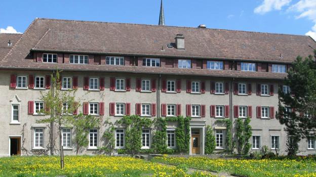 Das Kapuziner Kloster Appenzell soll keine Herberge werden.