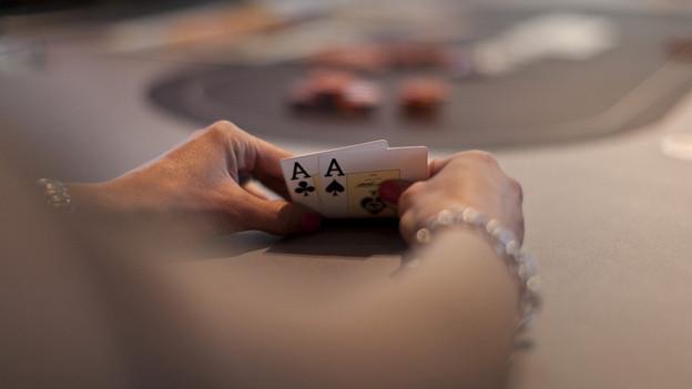 Bei den Pokerturnieren herrsche eine Rechtsunsicherheit, hiess es am Poker-Prozess gestern.