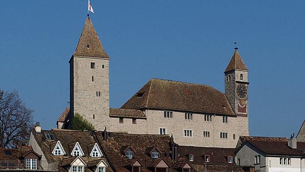 Sitz des Polenmuseums: Das Schloss Rapperswil.