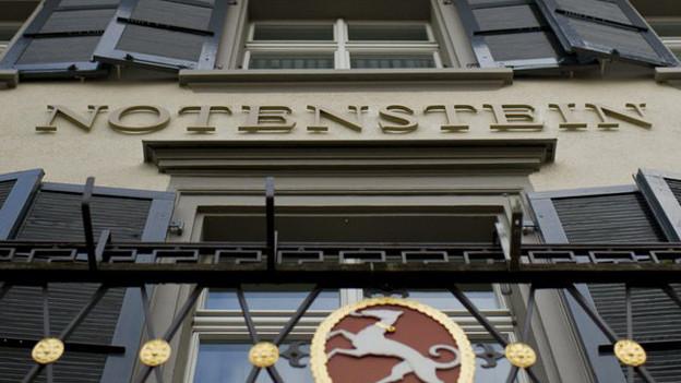 Notenstein entlässt wegen Neuausrichtung 20 Angestellte.