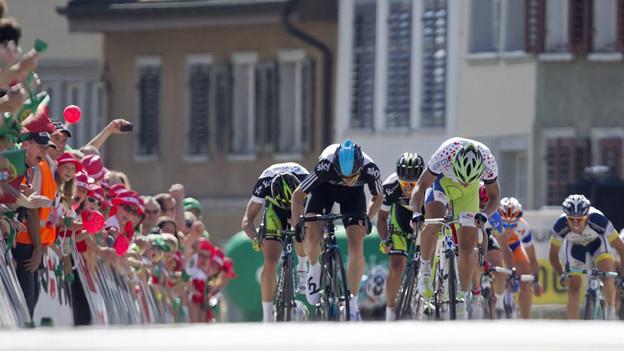 Die Tour de Suisse ist Auslöser für den Gerichtsfall Mattle