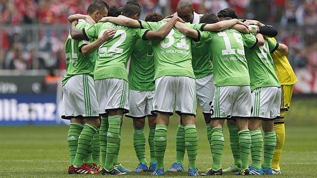 Wolfsburg macht künftig für Heidland Werbung