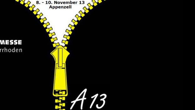 Die Appenzeller Gewerbemesse A13 musste abgebrochen werden