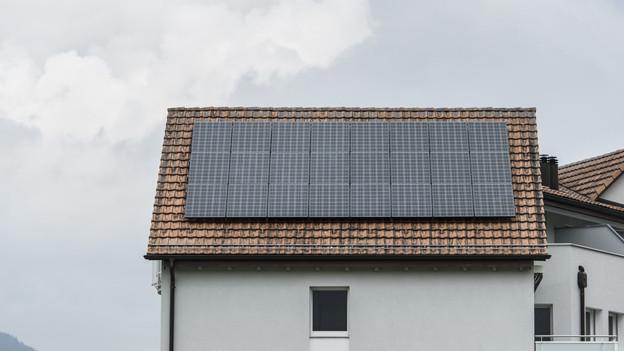 Gossau gibt Fehler bei der Solarförderung zu.