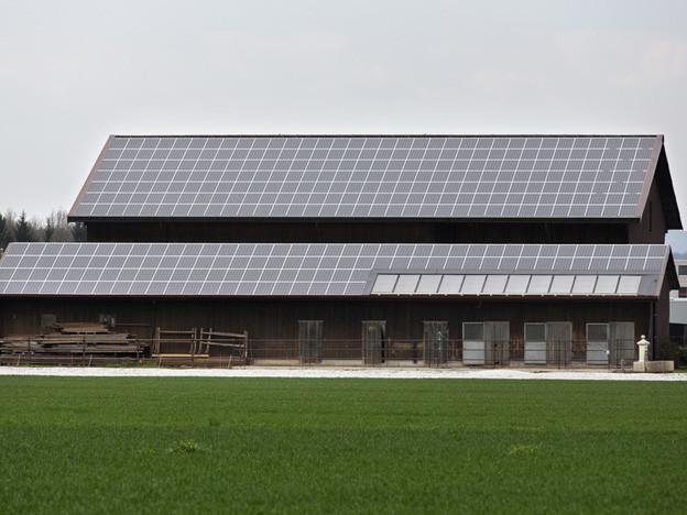 Die Gossau hat sich beim Solarprojekt verrechnet.
