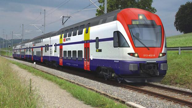Schnellere Züge sollen zusätzliche Stopps retten.