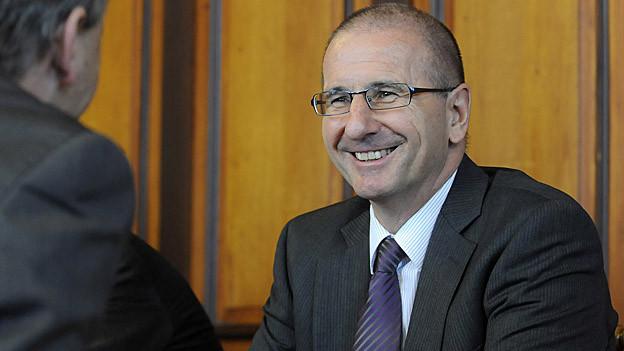 Norbert Senn will Thurgauer Regierungsrat werden.