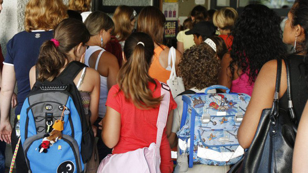 An der Konstanzer Schulhäusern herrscht Platznot.