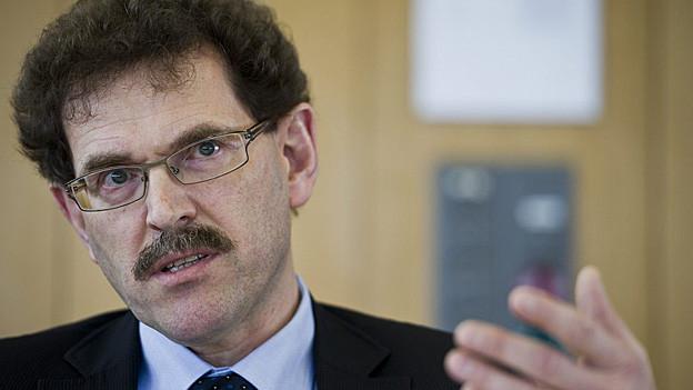 «Das Nein hat eine Bremswirkung auf die BTS», sagt Baudirektor Jakob Stark.