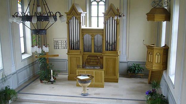 Die Kirchgemeinde Lustdorf prüft eine Zusammenarbeit mit Bussnang, Leutmerken und Thundorf.