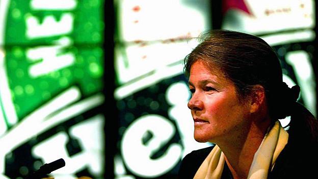Die Brauereierbin, Charlene de Carvalho ist die reichste Ostschweizerin.
