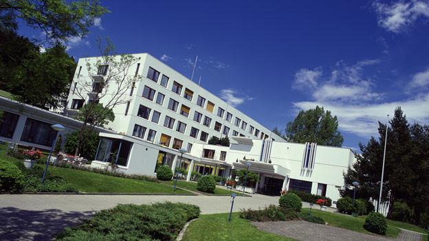 Die wenig bekannte Notfallstation: 120 Patienten werden pro Monat in der St.Galler Klinik Stephanshorn behandelt.