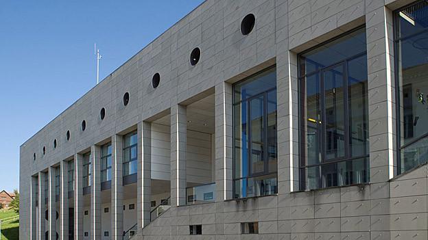 Die Kantonsschule Trogen musste um ihr Budget zittern.