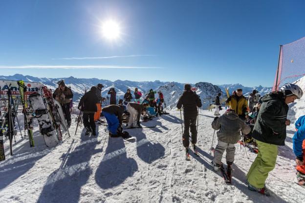 Graubünden investiert in den Tourismus.