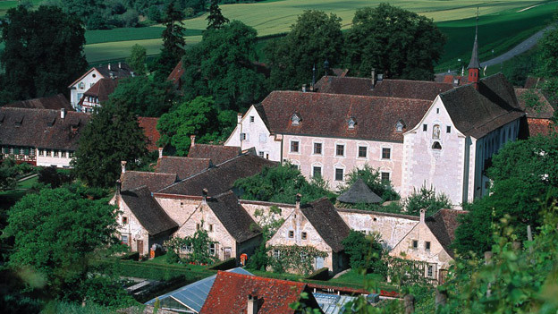 Das Thurgauer Kunstmuseum in der Kartause Ittingen muss erweitert werden.