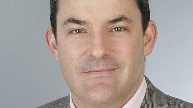 Richard Quaderer ist der erste Geschäftsführer der Rhysearch in Buchs.
