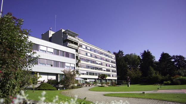 Das Spital Herisau gehört zum Ausserrhoder Spitalverbund.