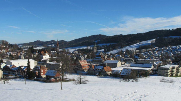 Degersheim will 2014 über eine Fusion mit Flawil entscheiden