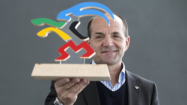 Gian Gilli, Leiter Spitzensport und Olympische Missionen von Swiss Olympic.