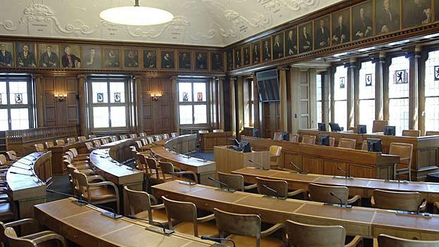 Im Ausserrhoder Kantonsrat gibt es 65 Sitze.