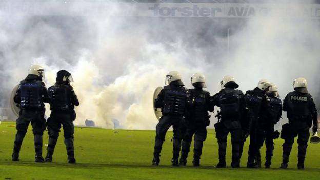Für besondere Einsätze erhält die Polizei neue Uniformen.