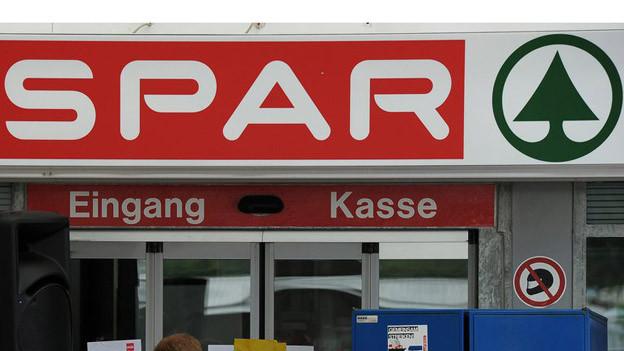 Der Spar in Weesen bleibt sonntags vorläufig geschlossen.