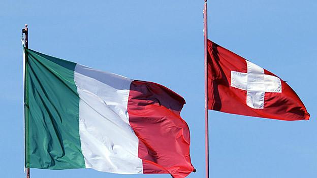 Das iatlienische Konsulat in St. Gallen könnte vor dem Aus stehen.